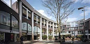 Winkelcentrum Sint Jorisplein