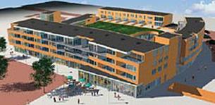 Centrumplan Raadhuisplein
