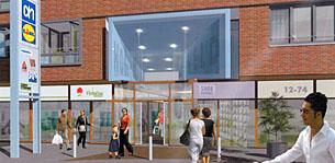 Winkelcentrum Hoge Veld