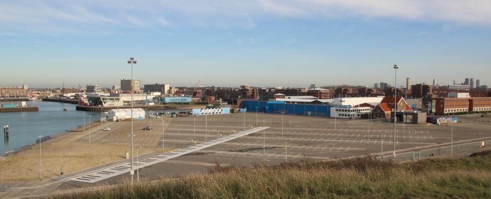 Temporary facility RO & DMC, The Hague
