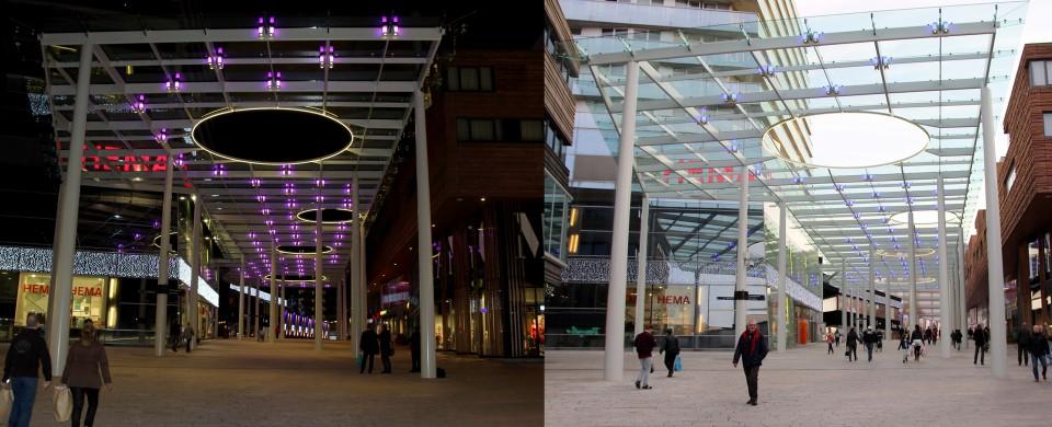 Citymall Almere Diagonal Canopy 2.0