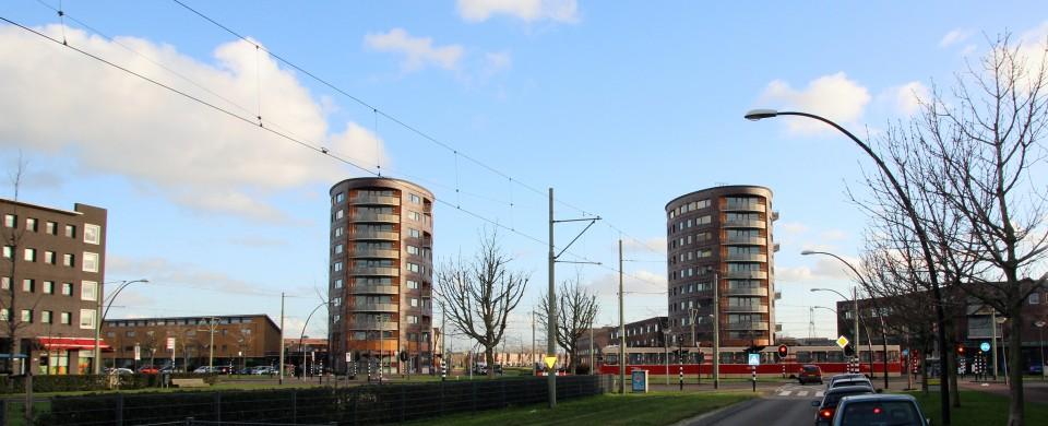 Winkelcentrum Lage Veld
