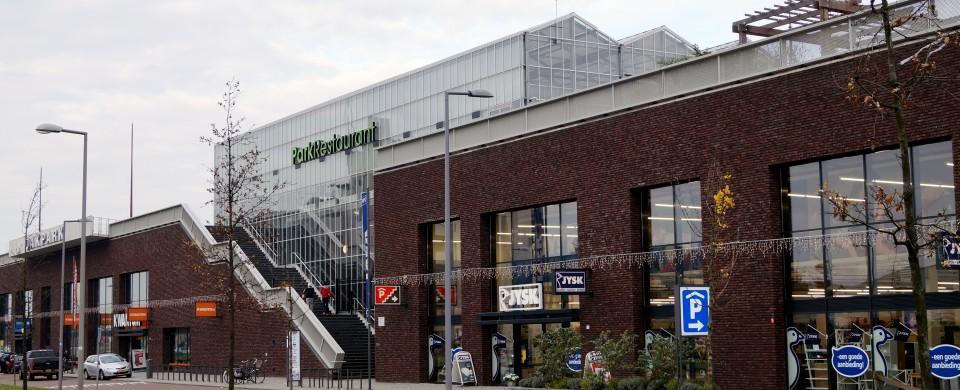 Rotterdam – Parkboulevard