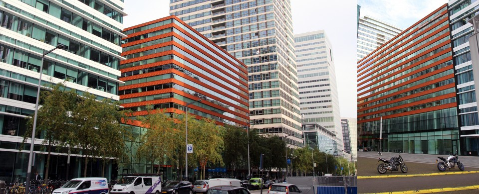 Mahler4, FOZ building
