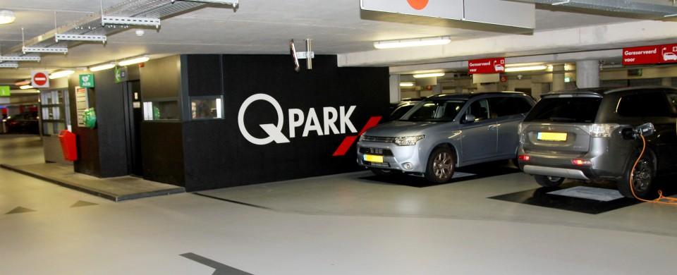 Mahler4 parkeergarage Q-park