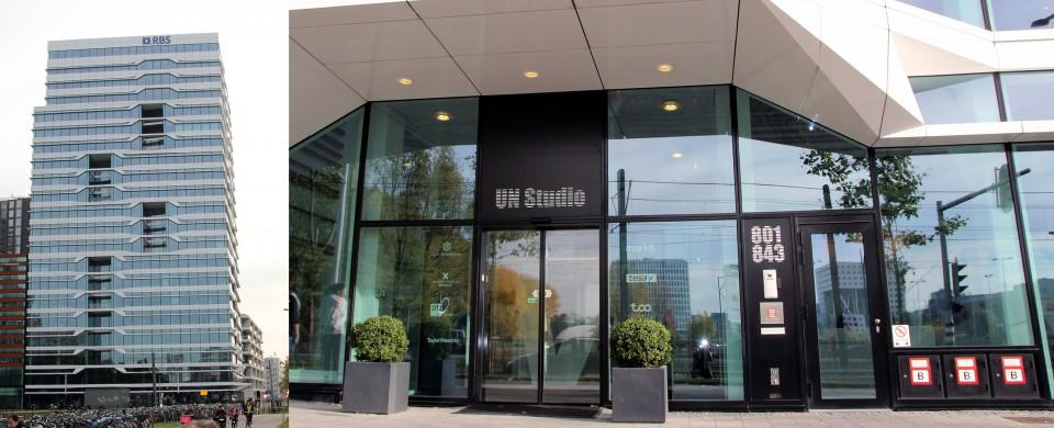 Mahler4 UNStudio Building