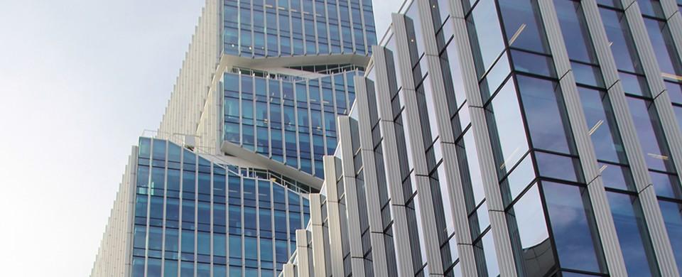 Mahler4, Rafaël Viñoly Building