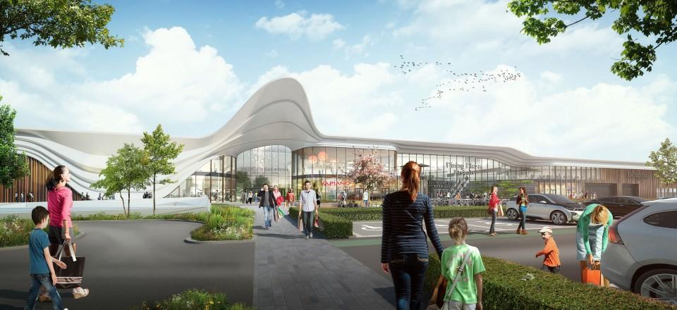 Leidsenhage – Mall of The Netherlands